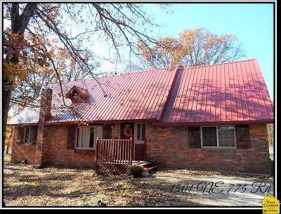 Osceola Single Family Home For Sale: 1501 NE 775 Rd