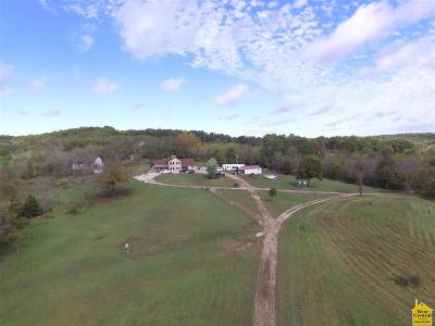Benton County Single Family Home For Sale: 25260 Hwy H