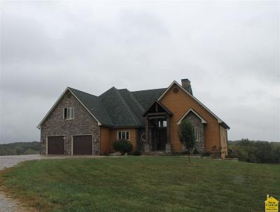 Sedalia Single Family Home Sale Pending/Backups: 31450 Hwy U