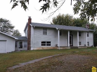 Sedalia MO Single Family Home Sale Pending/Backups: $129,900