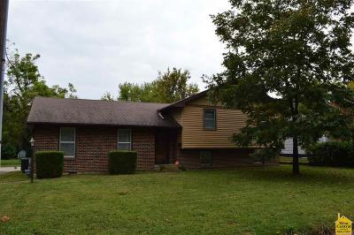 Sedalia MO Single Family Home For Sale: $144,900