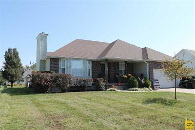 Sedalia Single Family Home For Sale: 2030 Hunter's Ln