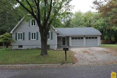 Sedalia MO Single Family Home Sale Pending/Backups: $164,900