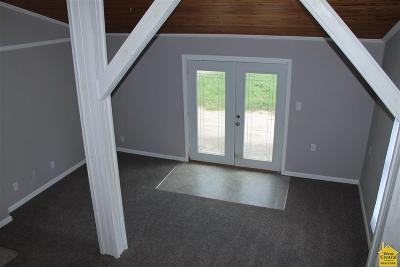 Sedalia MO Single Family Home For Sale: $115,000