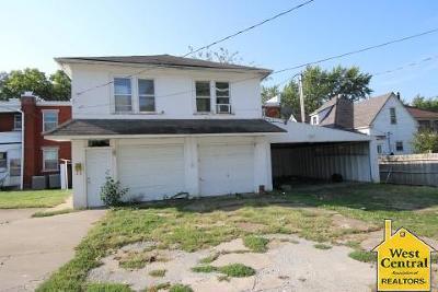 Sedalia MO Single Family Home For Sale: $39,900