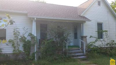 Single Family Home For Sale: 511 S 6th St