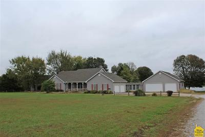 Benton County, Henry County, Hickory County, Saint Clair County Single Family Home For Sale: 52 S Hwy 7