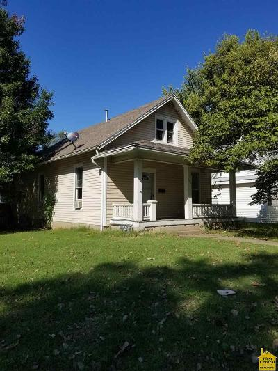 Sedalia Single Family Home For Sale: 126 S Stewart