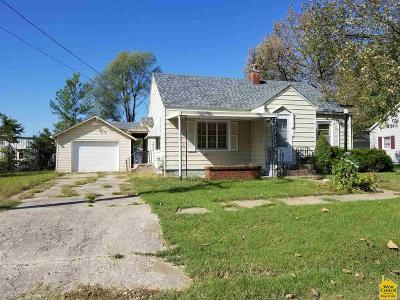 Sedalia Single Family Home For Sale: 1418 S Washington