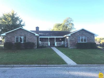 Sedalia Multi Family Home For Sale: 832-836 Lagrand