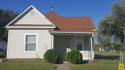 Sedalia Single Family Home For Sale: 2239 E Broadway