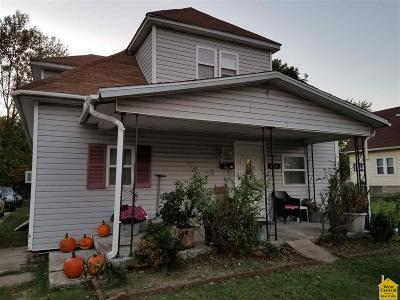 Sedalia Single Family Home For Sale: 1314 S Kentucky Ave.