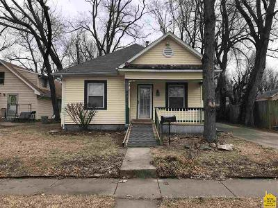 Sedalia Single Family Home For Sale: 1315 S Prospect