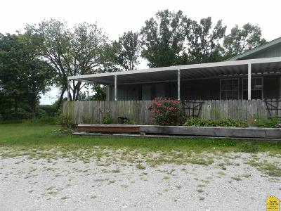 Warsaw Single Family Home Sale Pending/Backups: 32331 Hwy Mm