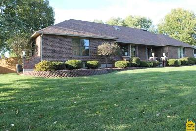 Sedalia Single Family Home For Sale: 1565 Par 3 Dr