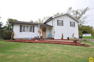 La Monte Single Family Home For Sale: 300 E Mason