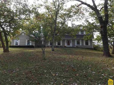Sedalia Single Family Home Sale Pending/Backups: 21551 Hwy H