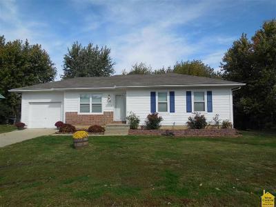 Sedalia Single Family Home For Sale: 1515 E 40th St Terr