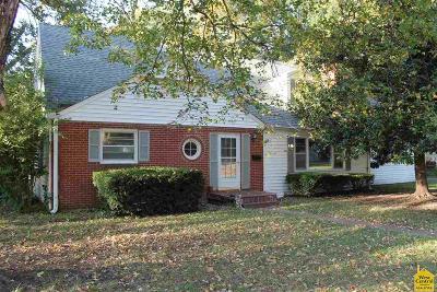 Sedalia Single Family Home For Sale: 2320 W 5th
