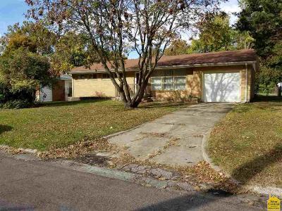 Sedalia Single Family Home For Sale: 1816 W 11th
