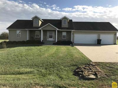 Henry County Single Family Home Sale Pending/Backups: 34 NW 1144 Rd