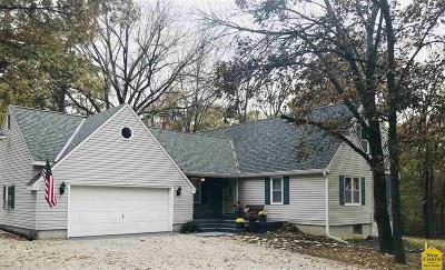 Sedalia Single Family Home For Sale: 24820 N Yankee Rd