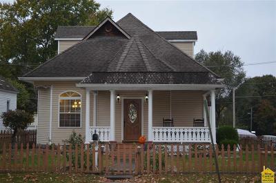Sedalia Single Family Home Sale Pending/Backups: 900 S Grand