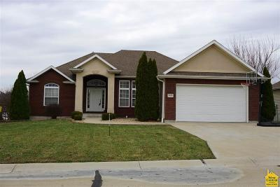 Sedalia Single Family Home For Sale: 3455 Callaway Dr.