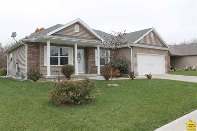 Sedalia Single Family Home For Sale: 405 Katy Cir