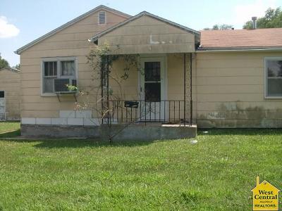 Sedalia Single Family Home For Sale: 808 E 19th