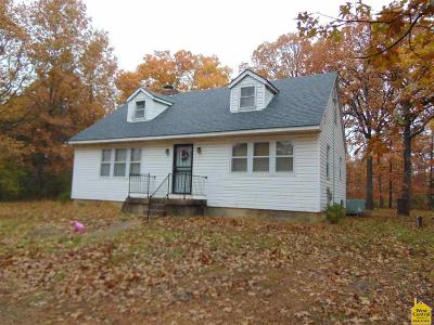 Benton County Single Family Home For Sale: 31265 Bethlehem Rd