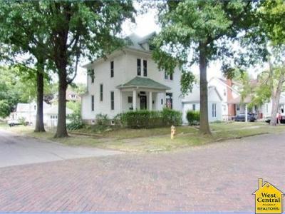 Sedalia Single Family Home For Sale: 624 W 5th