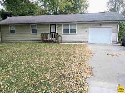 Windsor Single Family Home Sale Pending/Backups: 403 S County Line Rd