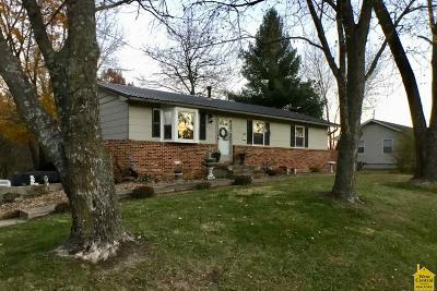 Windsor MO Single Family Home For Sale: $88,900