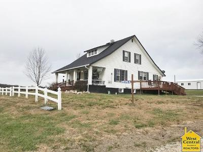 Warsaw Single Family Home For Sale: 25744 Hwy T