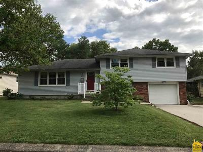 Sedalia MO Single Family Home Sale Pending/Backups: $169,950