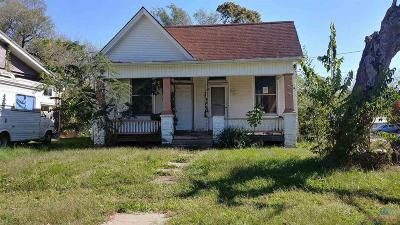 Henry County Single Family Home For Sale: 516 S Orchard