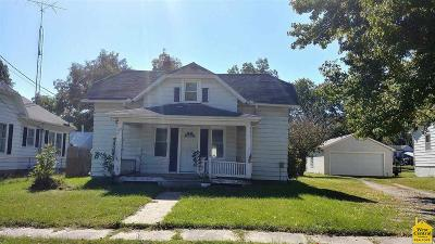 Clinton Single Family Home For Sale: 404 E Grandriver St