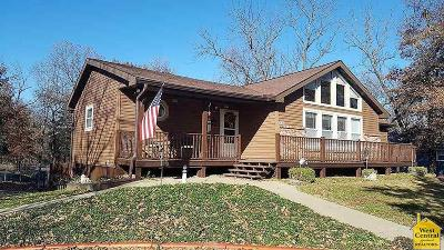 Benton County, Henry County, Hickory County, Saint Clair County Single Family Home For Sale: 18703 Sterett Creek Village Dr