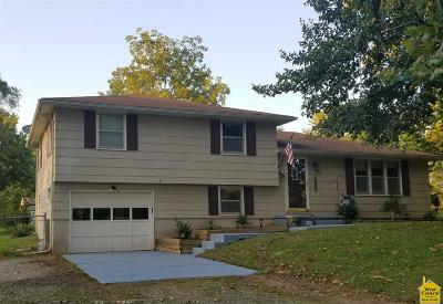 Sedalia MO Single Family Home Sale Pending/Backups: $115,000