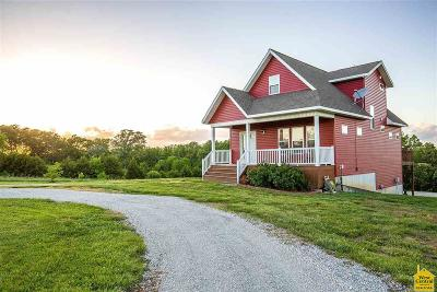 Green Ridge Single Family Home Sale Pending/Backups: 19015 White Oak Ln