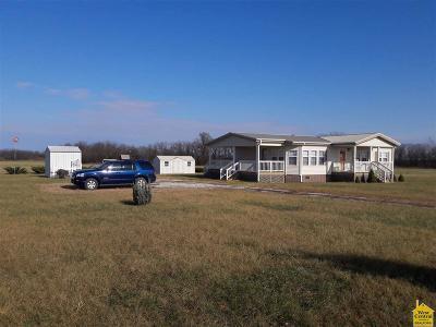 Windsor Single Family Home For Sale: 15453 Elm Branch Rd
