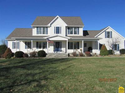 Sedalia MO Single Family Home For Sale: $389,500