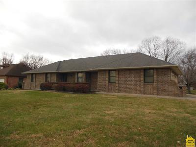 Clinton MO Single Family Home Sale Pending/Backups: $169,900