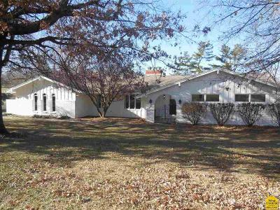Sedalia Single Family Home For Sale: 1650 Willow Dr