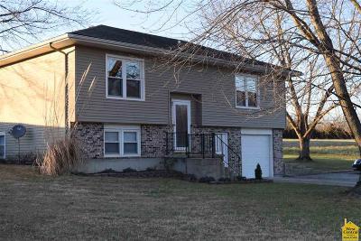 Sedalia MO Single Family Home Sale Pending/Backups: $112,000