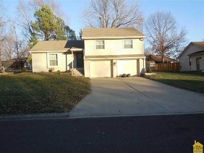 Sedalia MO Single Family Home For Sale: $159,750