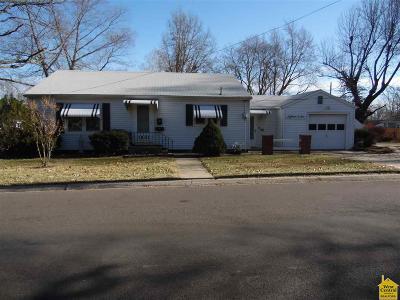 Sedalia MO Single Family Home For Sale: $79,900