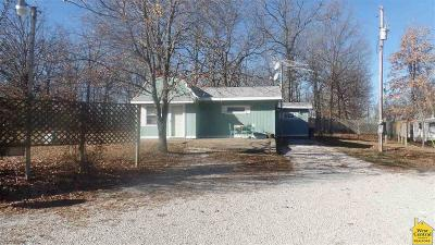 Warsaw Single Family Home For Sale: 24963 Hwy 7