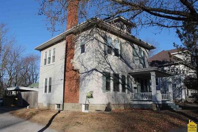 Sedalia MO Single Family Home For Sale: $118,500